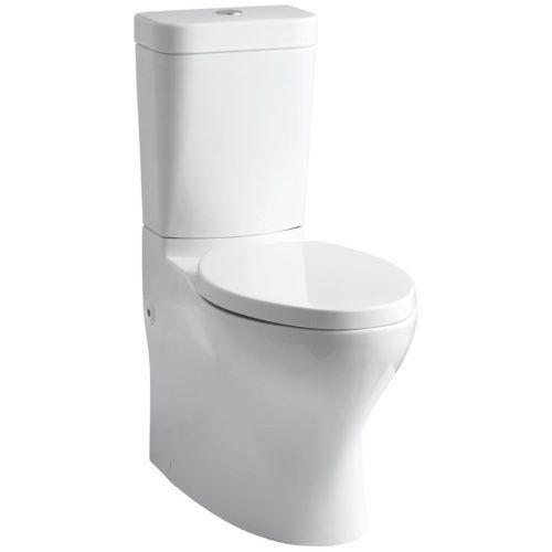 Kohler K3753-0 Persuade Circ Two Piece Toilet - White at Ferguson ...