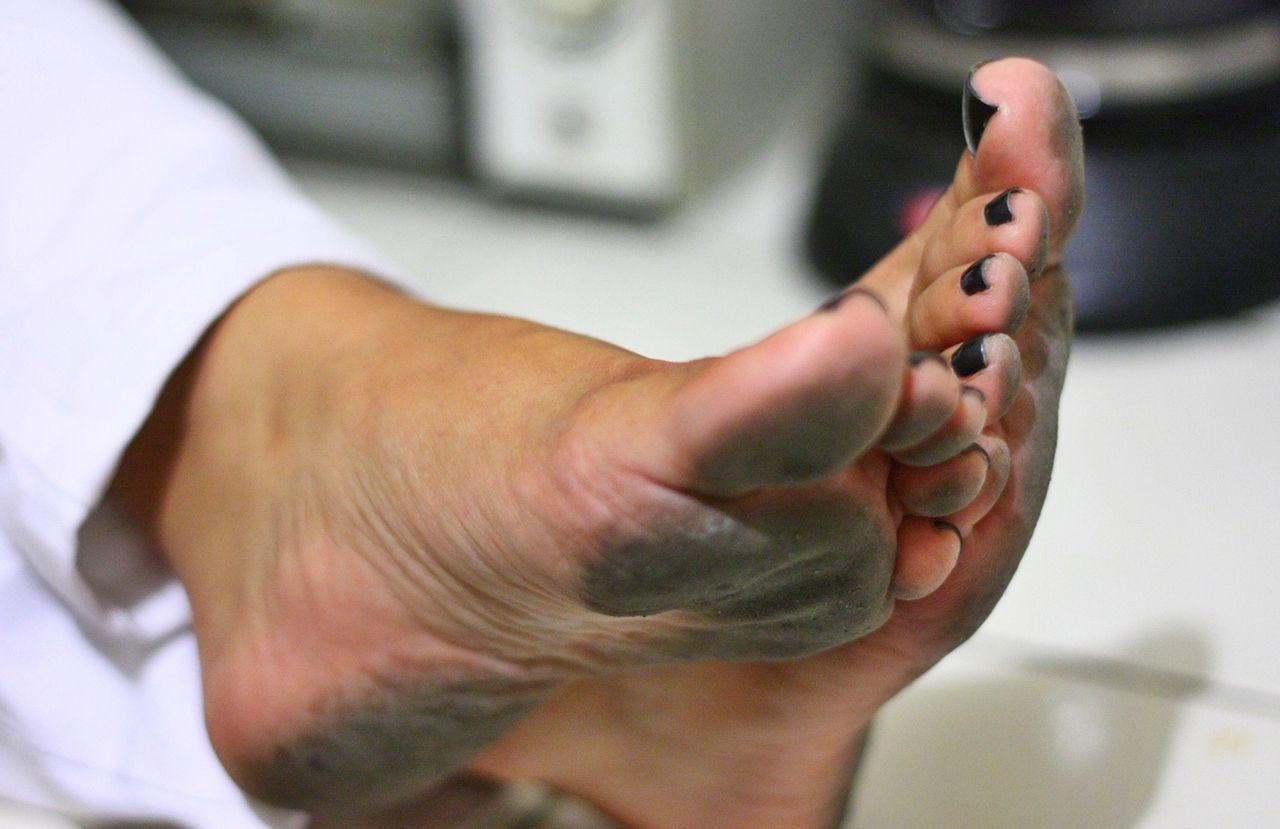 Dirty Feet Sex 95