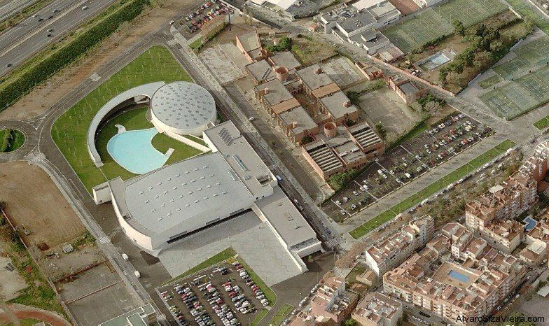 Alvaro Siza Sports Center Llobregat Barcelona Arquitectos