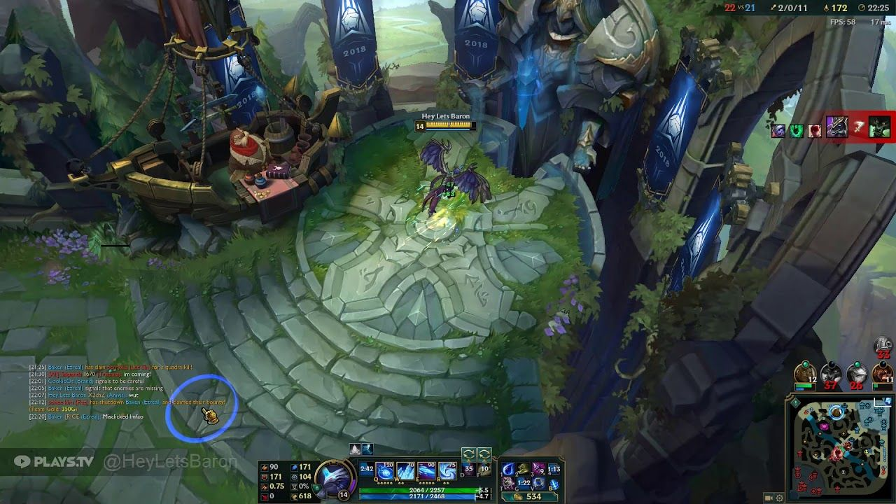 Now I Ve Really Done It All Https Www Youtube Com Watch V Uspfnaury9k Games Leagueoflegends Esports Lol Rio Relaxing Game League Of Legends Funny Games