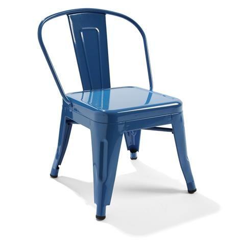 Kids Metal Chair Blue Kmart Metal Chairs Chair Man Room