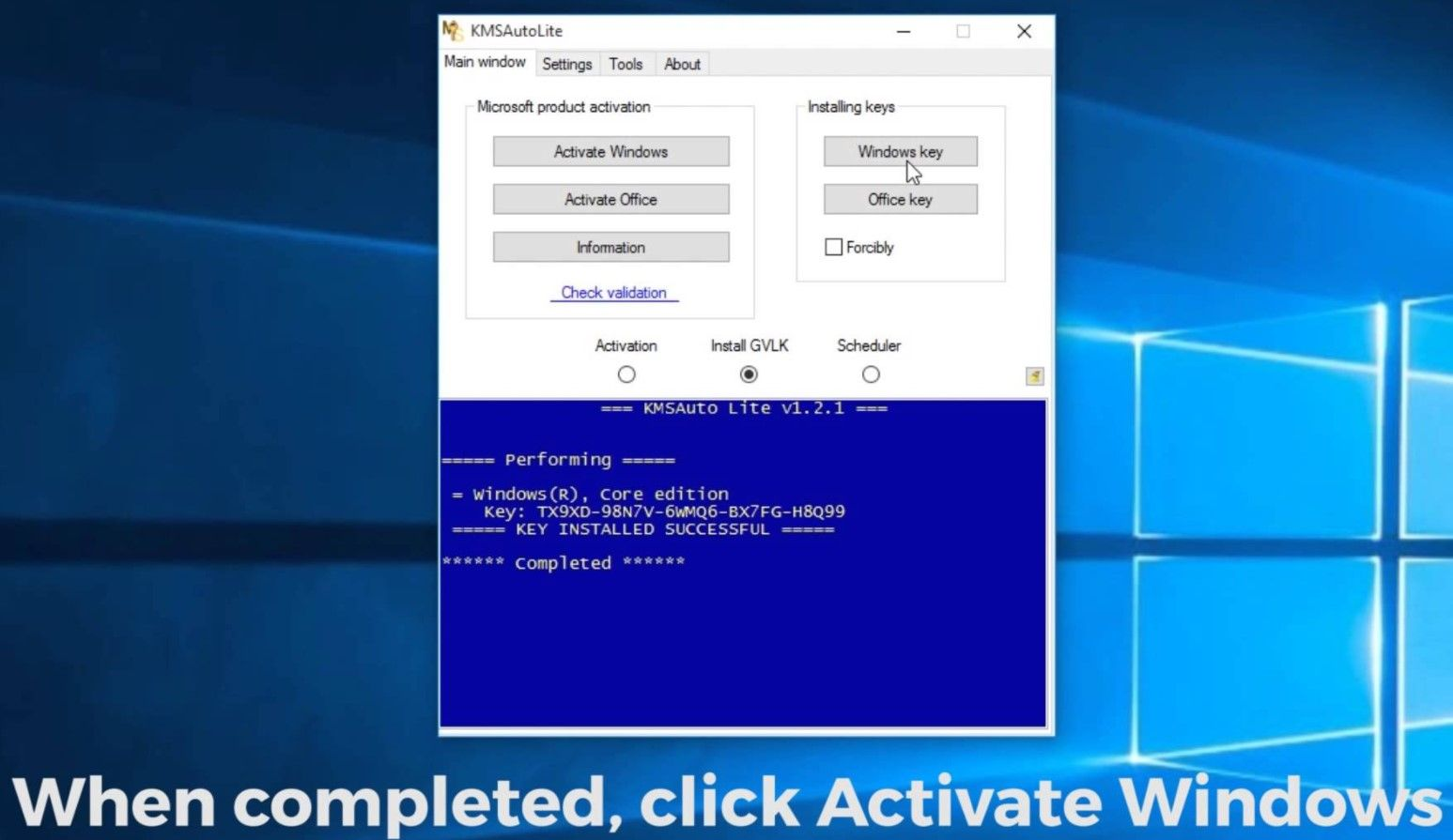 windows 10 activator download without virus