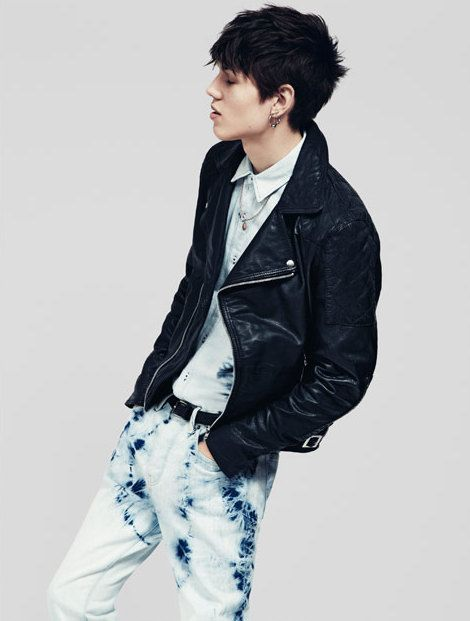 "men's grunge fashion | ... : ""Schoolyard Memories"" Topman S/S 13 