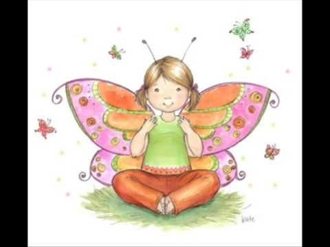 abc yoga for kids bb is for butterfly pose  yoga for