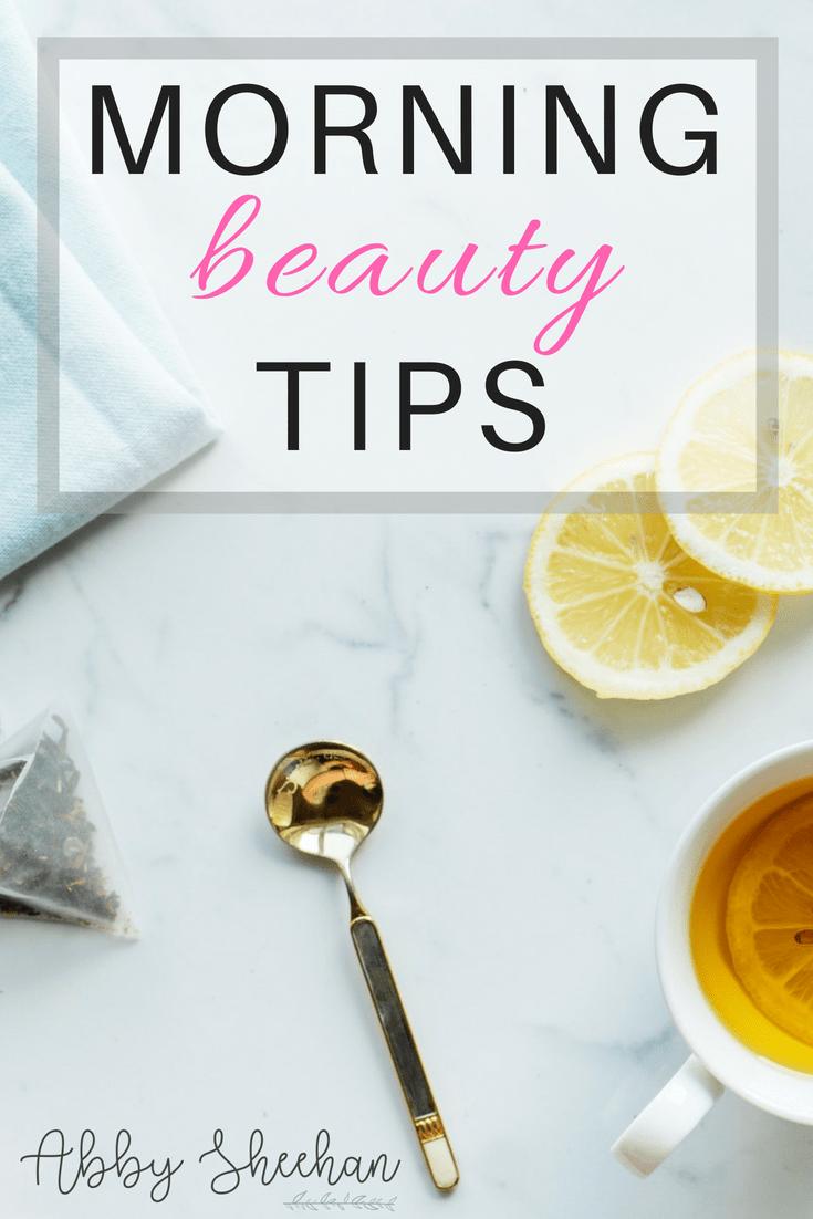 Morning Beauty Tips  Beauty routines, Beauty hacks, Weird beauty