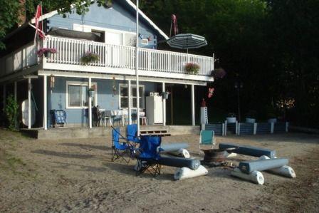 Lakefront Cabin For Rent Little Shuswap Lake Summer 2017