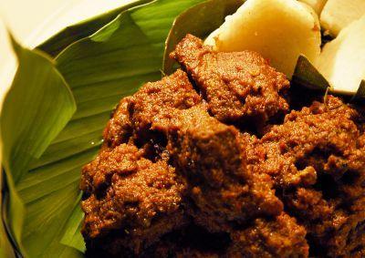Pekan beef curry Chef Wan