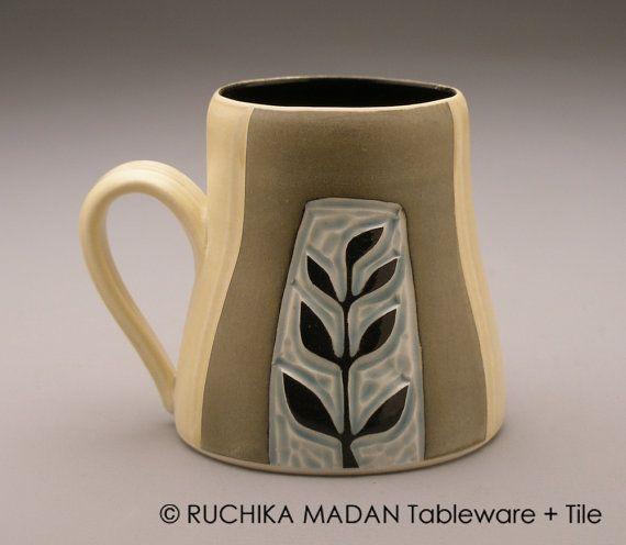 Branch & Curly Vine Ruchika Madan by ruchika on Etsy, $38.00