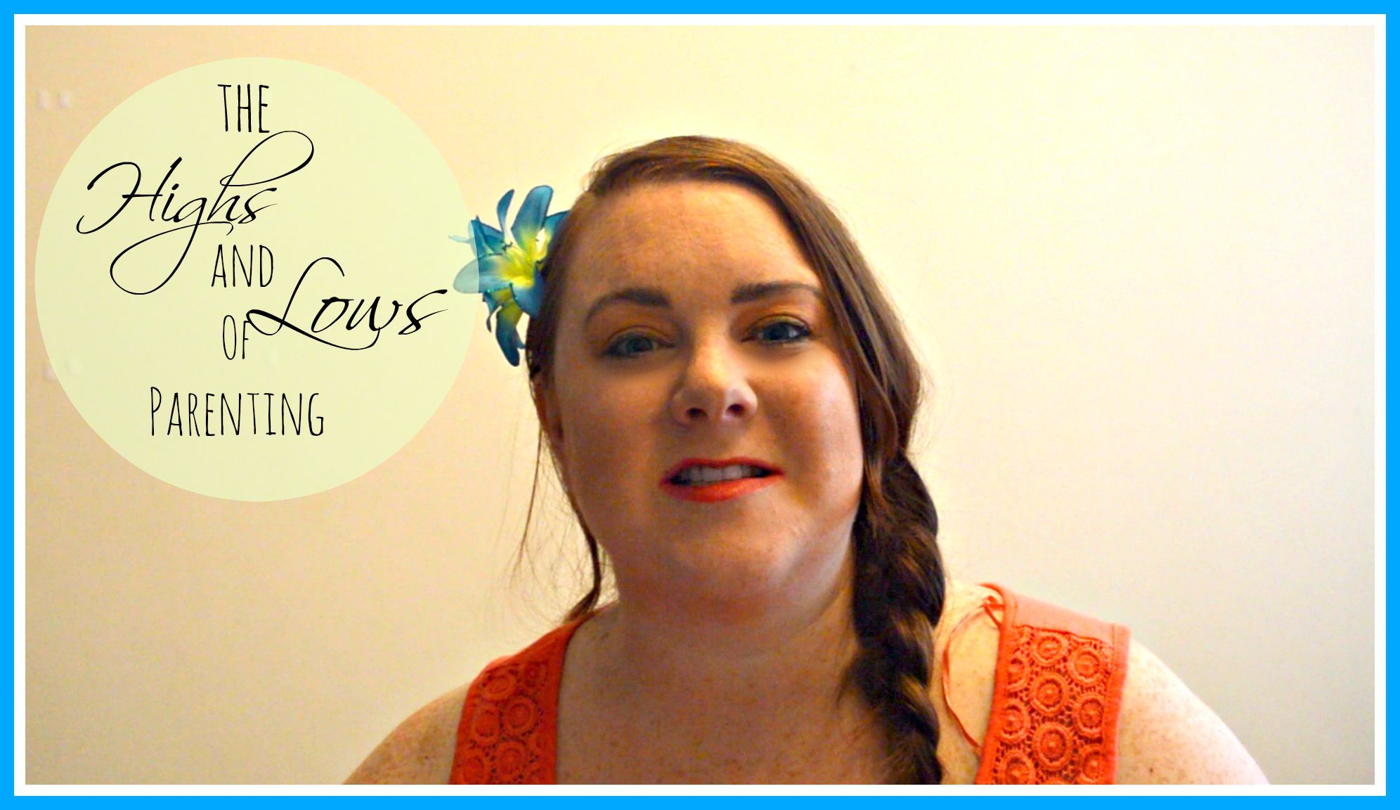 """I added """"The Highs and Lows of Parenting - YouTube"""" to an #inlinkz linkup!https://youtu.be/822KuHrbvik"""