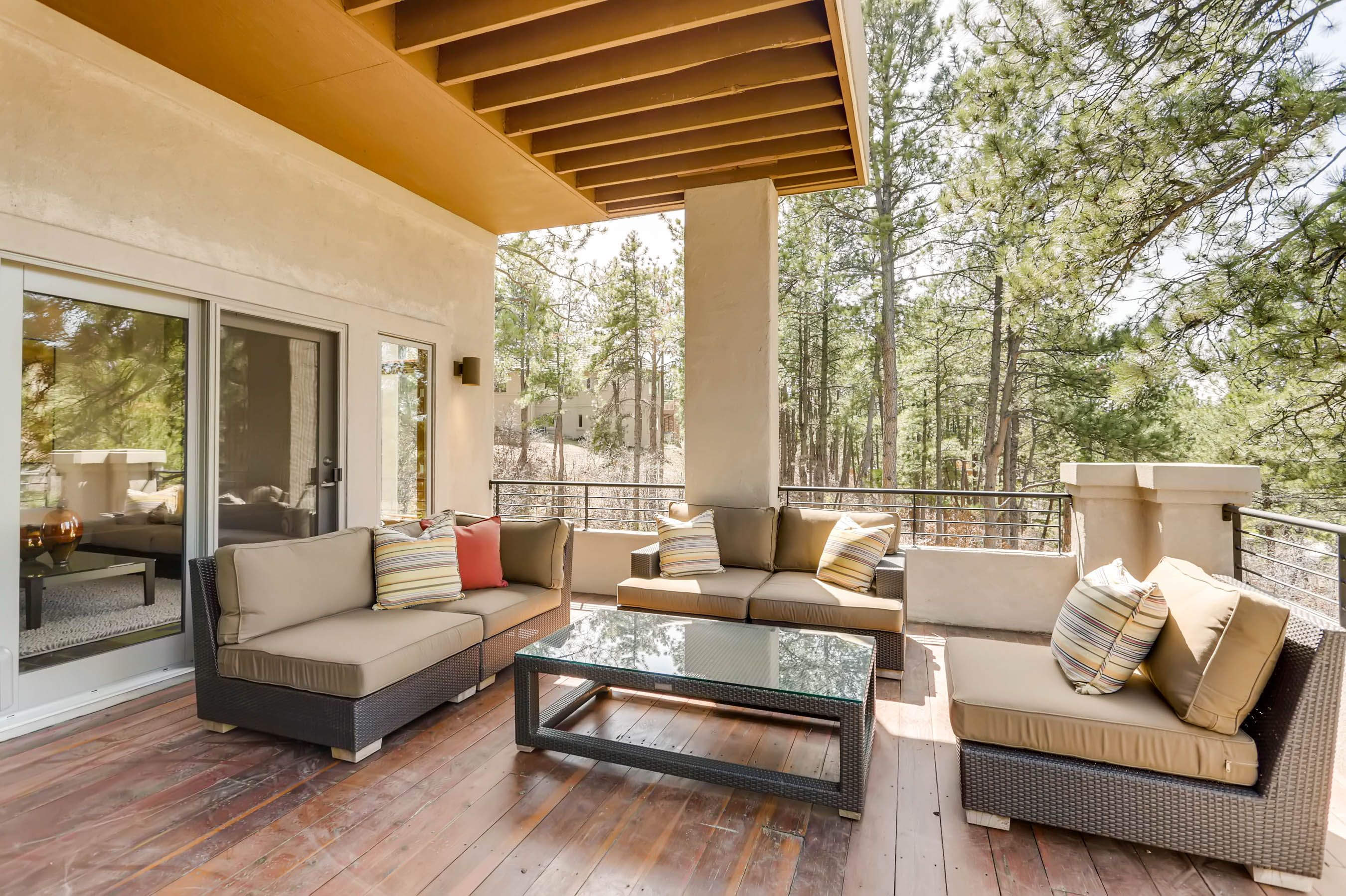 back deck home pinterest decking double sided fireplace and
