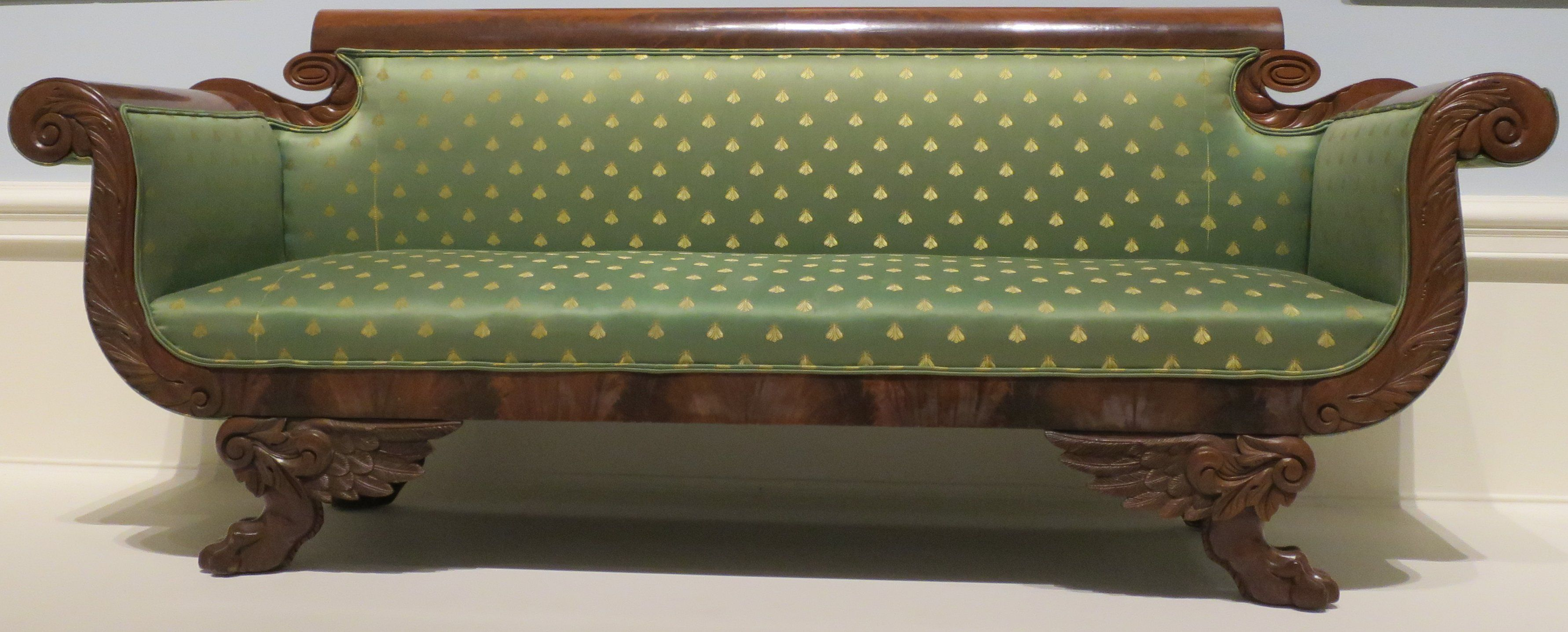 empire sofa Google s¸gning Danish Sofas Pinterest