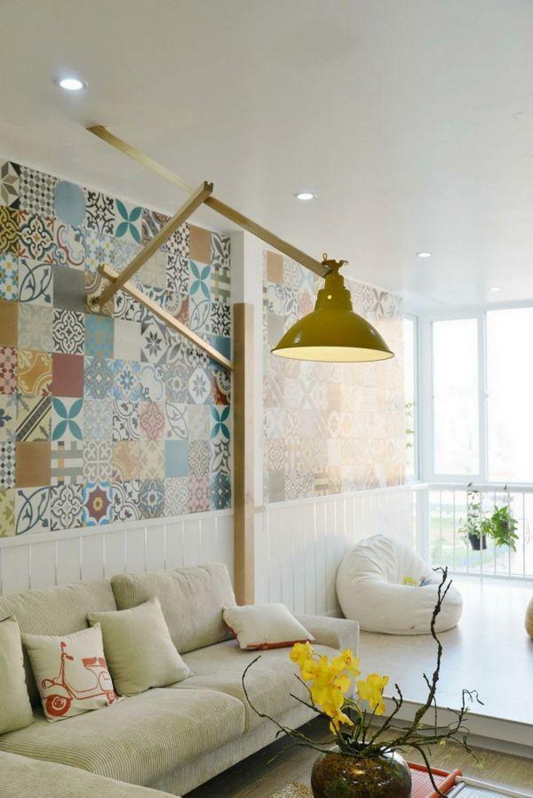 wandgestaltung wohnzimmer einrichtungsideen wohnzimmer schöne