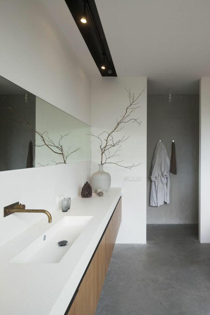 Photo of 40 fantastische Beispiele für Designer Badezimmer – Archzine.net