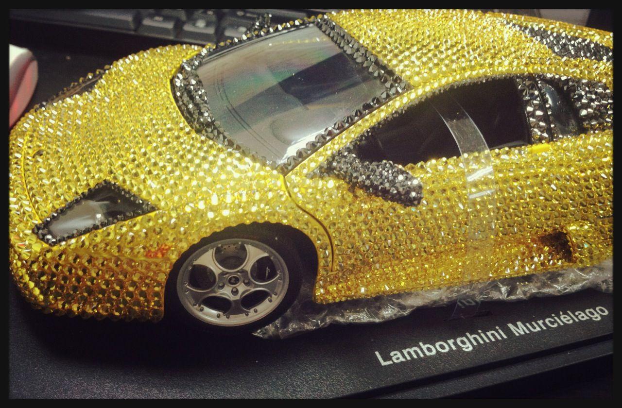 Lamborghini Murcielago Crystal Car Model Http://www.dsstyles.com/product