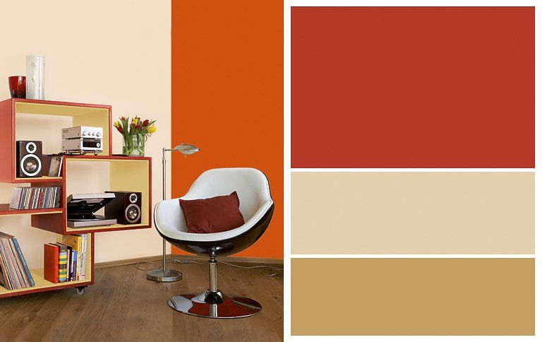 awesome wohnzimmer beige rot contemporary - unintendedfarms.us ... - Wohnzimmer Beige Rot