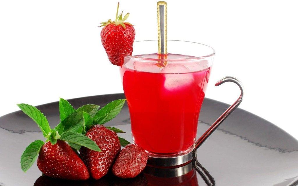 domaci sok sirup od jagoda recept