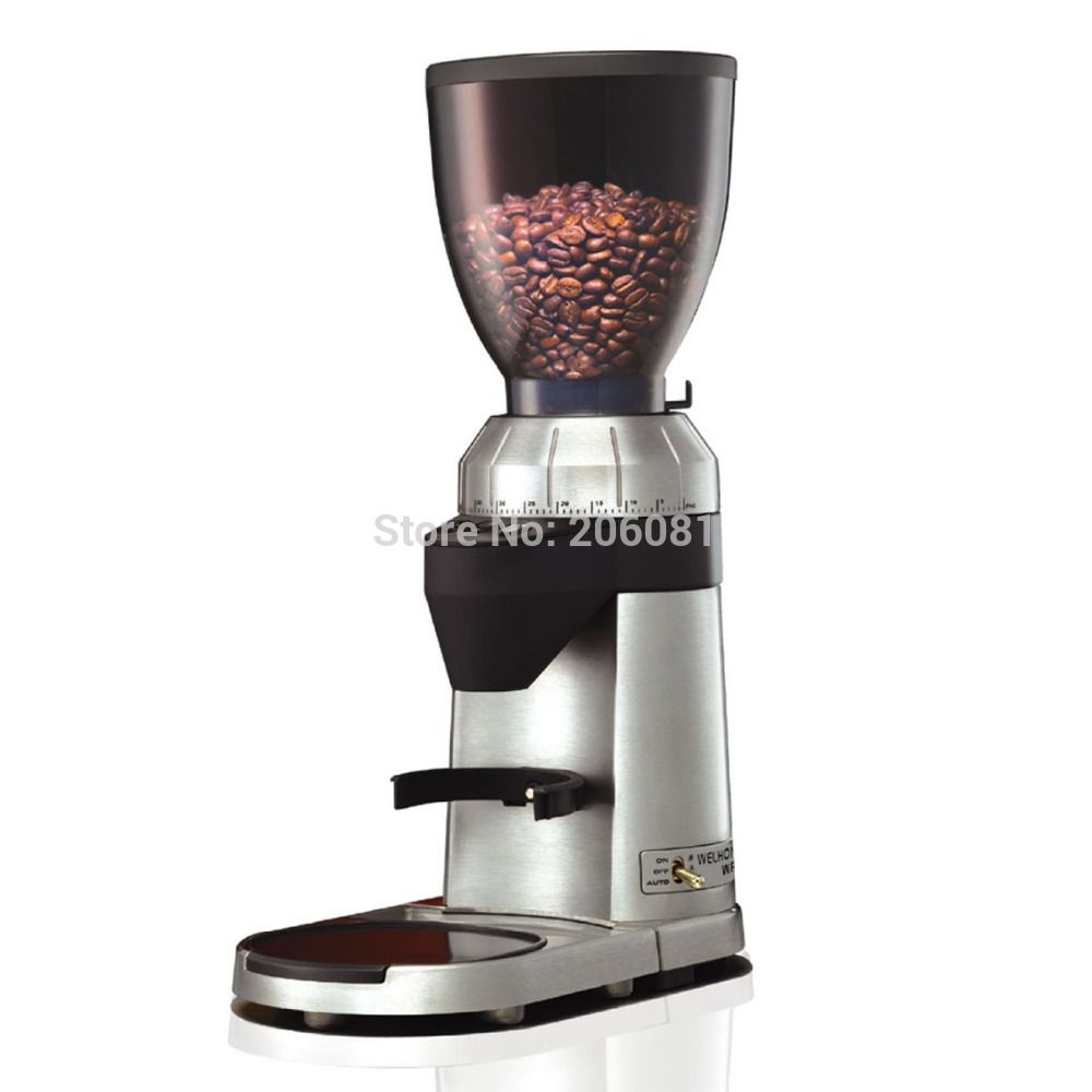 Welhome WPM professional conical burr coffee grinder | Products