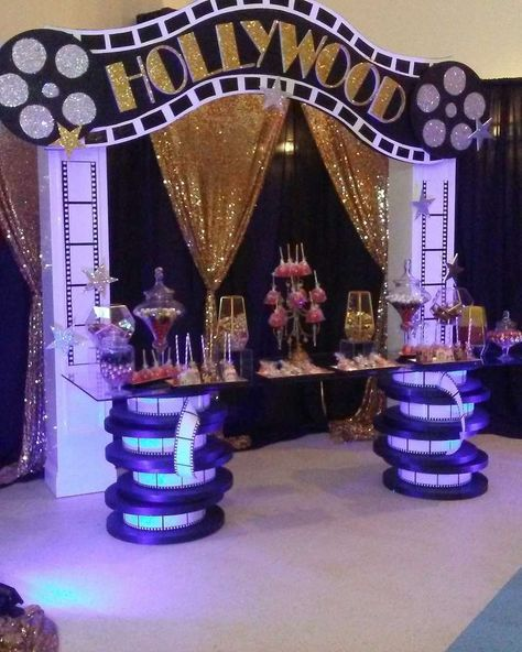 Hollywood Baby Shower Party Ideas Baby Shower Parties Shower