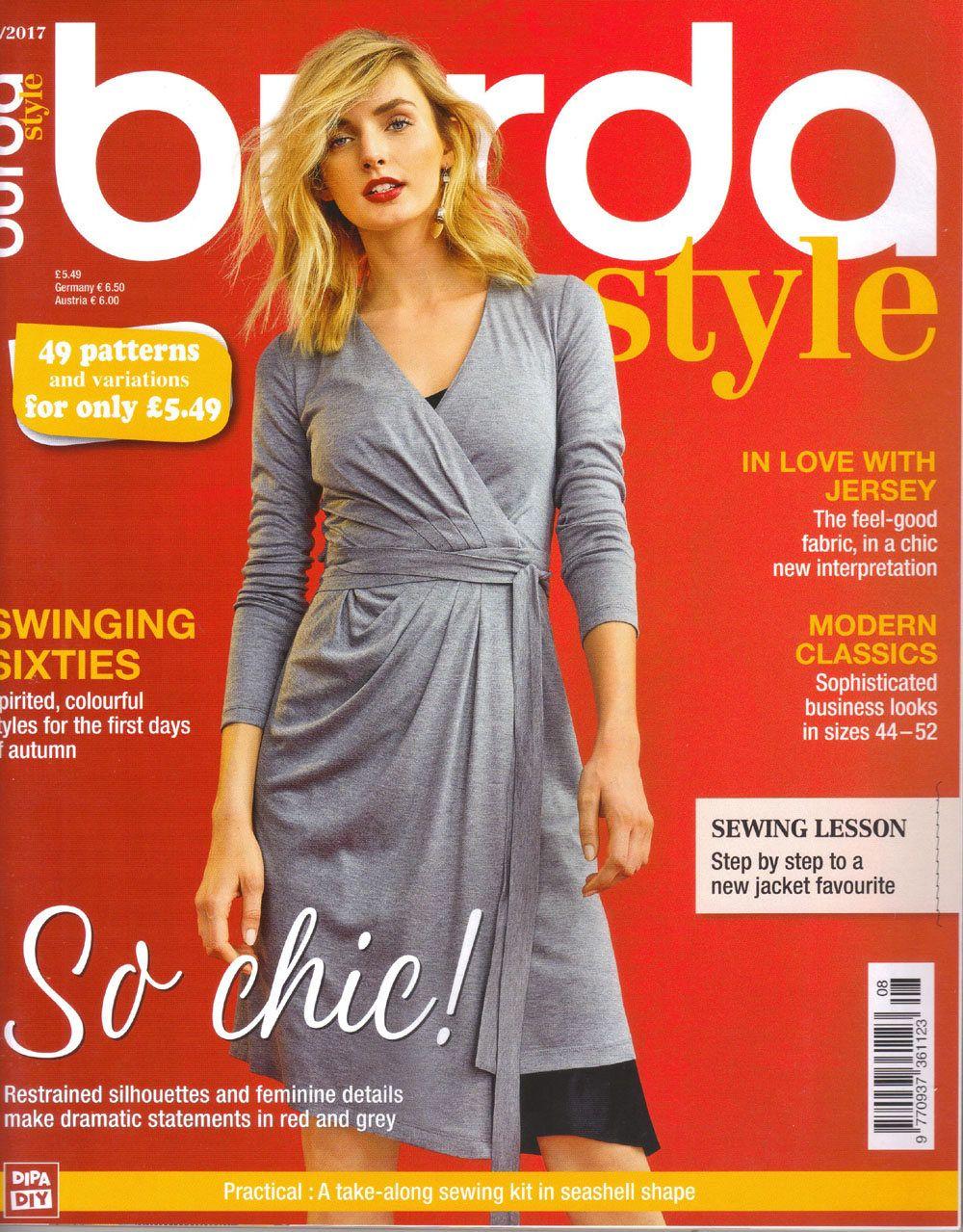 Burda style magazine 82017 english sewing patterns by burda style magazine 82017 english sewing patterns by honeyjamsuniques on etsy jeuxipadfo Image collections