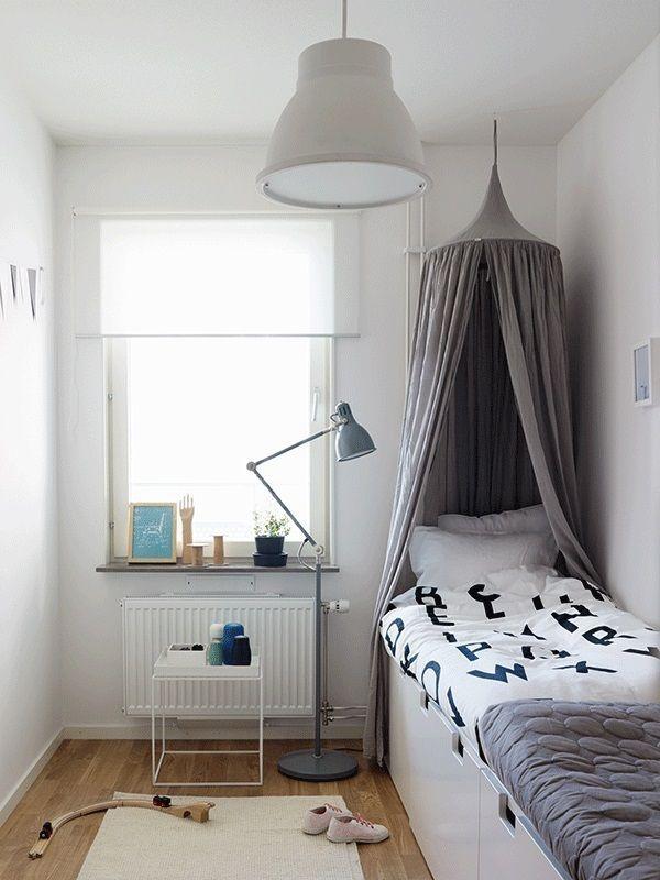 Mommo Design Grey In Kids Room Home Decor Bedroom Minimalist