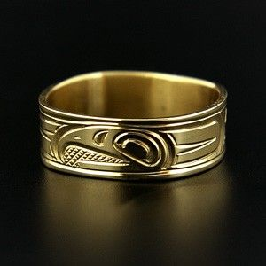 ring - Native American Wedding Rings