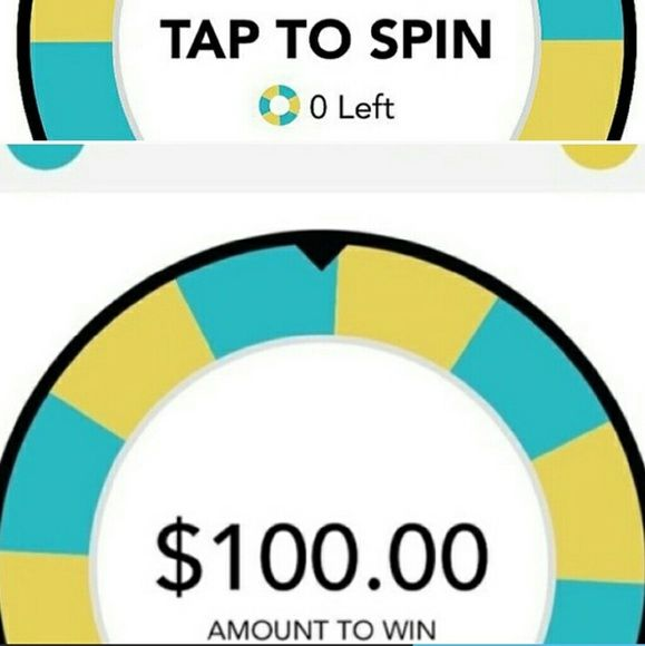 Tap to SPIN...WIN FREE MONEY Hey Everyone If your looking