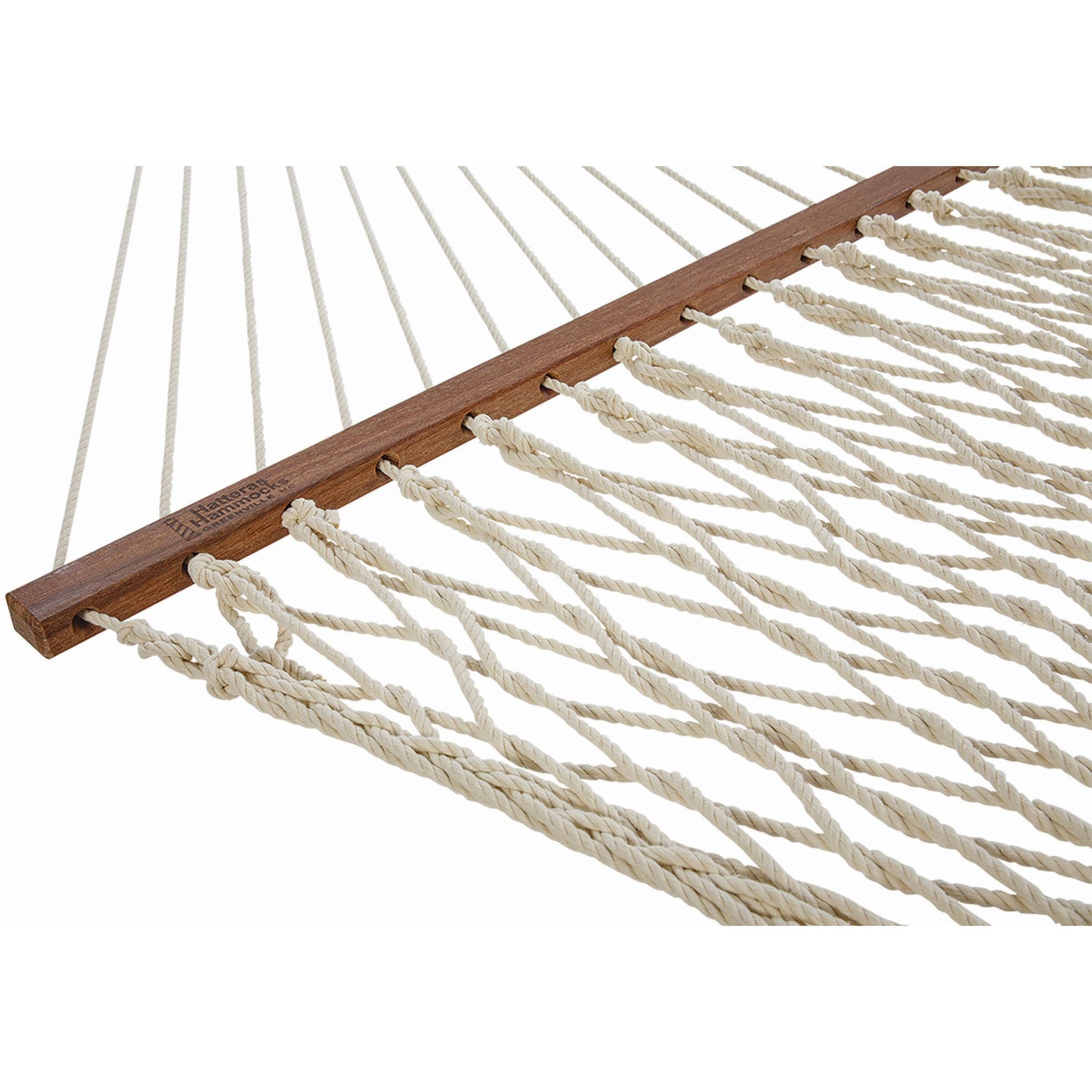 Medium image of pawleys island hatteras duracord rope deluxe coastal hammock