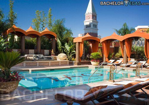 Tao Beach Pool Las Vegas