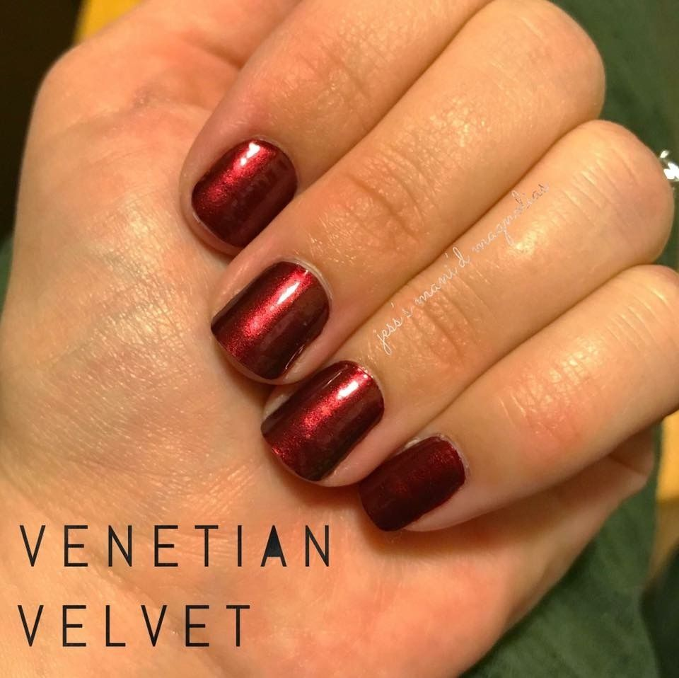 Venetian Velvet Click on the link to learn more about Color Street