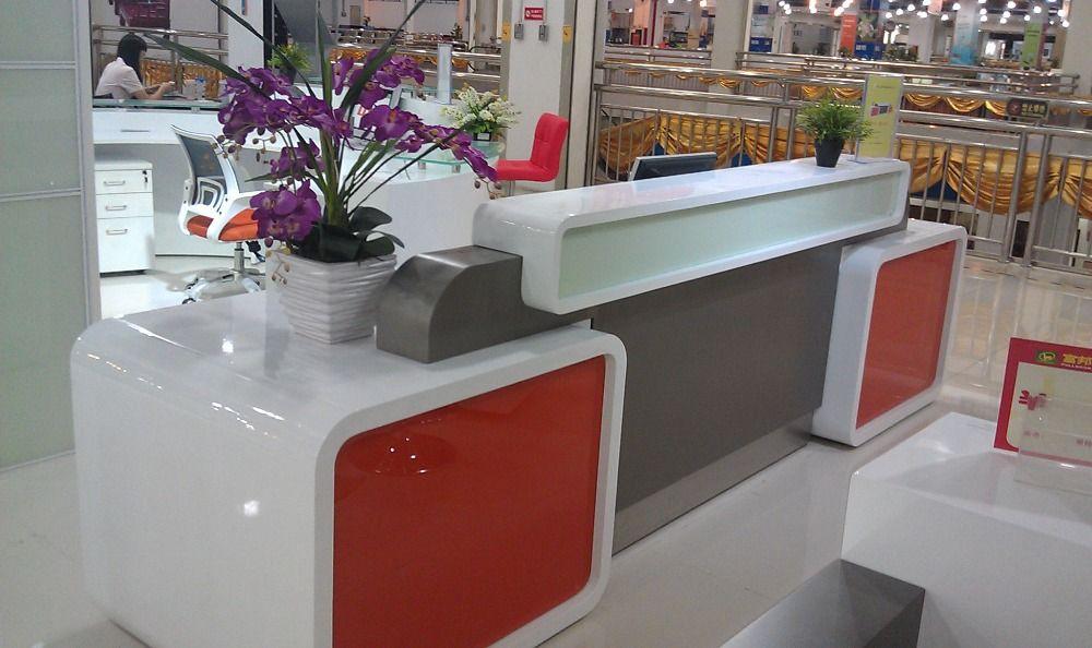 affordable reception desk desk design ideas