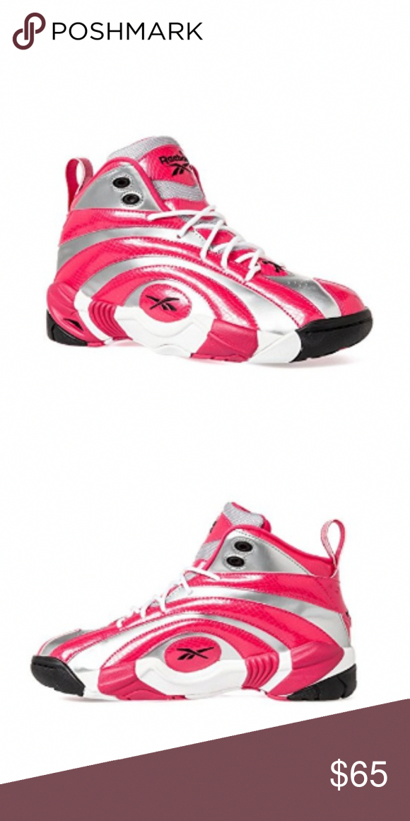 7f423af134b  5B01 Reebok Shaqnosis OG Girls Basketball Shoes Reebok Shaqnosis OG Girls  Basketball Shoes Size US 6.5