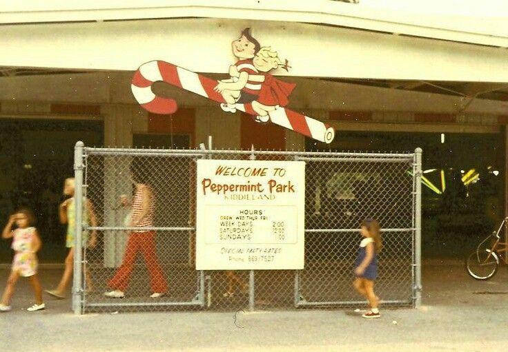 Peppermint Park Kiddie Land Houston Texas Now Closed Sonyadiestel Remember This It Was In Friendsw Houston History Historic Houston Houston Restaurants