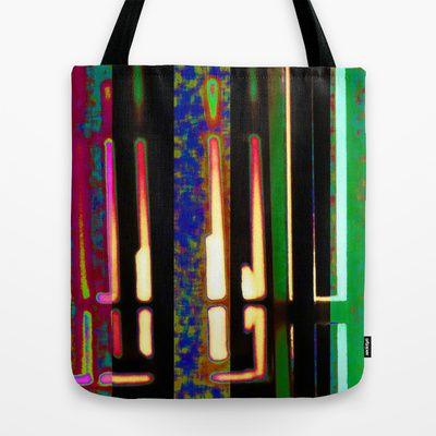 Reggae Tote Bag by Megan Spencer - $22.00