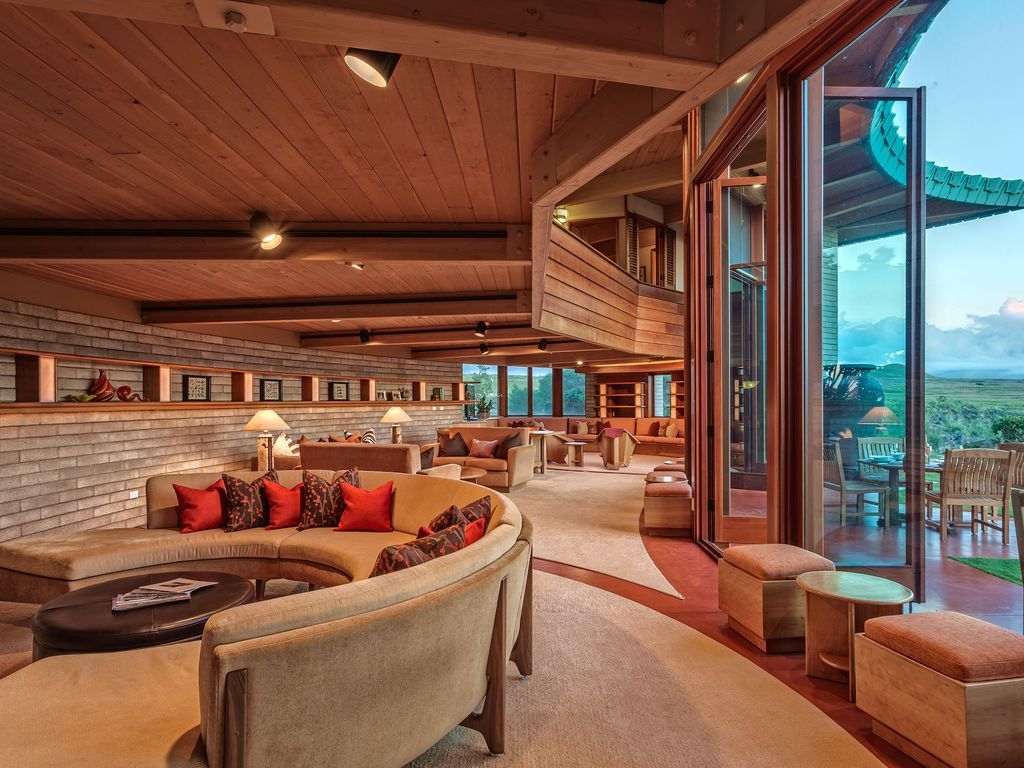 Stay In A Frank Lloyd Wright Home For Your Next Vacation Frank