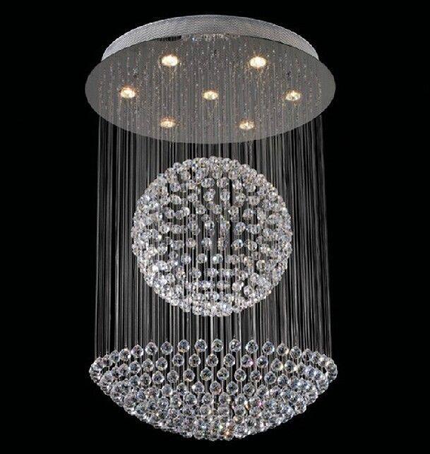Stunning crystal sphere chandelier orb chandelier luxury sphare led stunning crystal sphere chandelier orb chandelier luxury sphare aloadofball Gallery