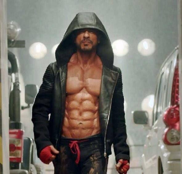 Srk In Happy New Year Shahrukh Khan South Film Bollywood