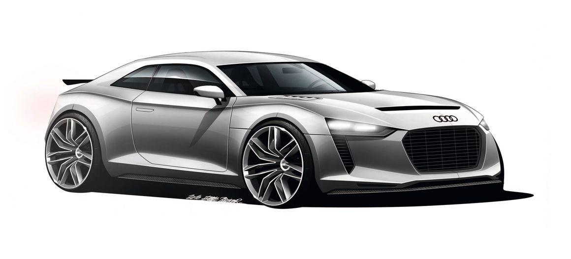 Pin Von Markus Hackl Auf Car Sketches In 2020 Audi Quattro Audi Nutzfahrzeuge