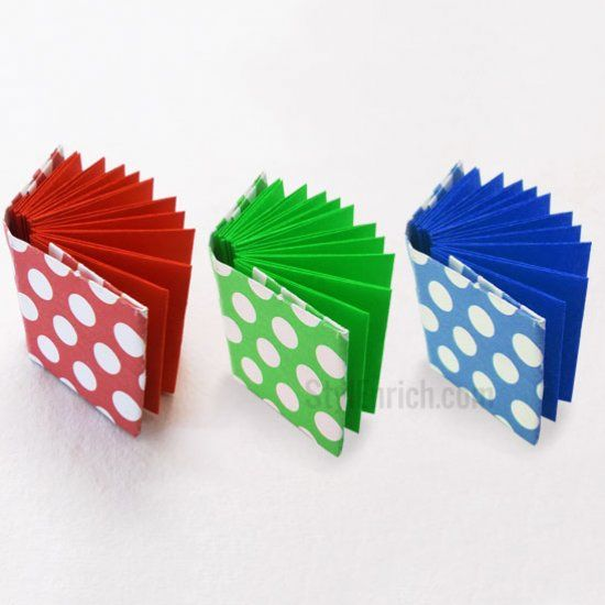 Easy And Useful Origami Notebook That Is A Cute Paper Craft And