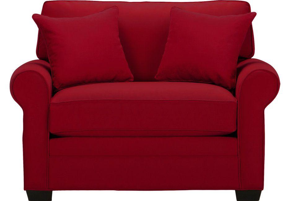 Cindy Crawford Home Bellingham Cardinal Sleeper Chair