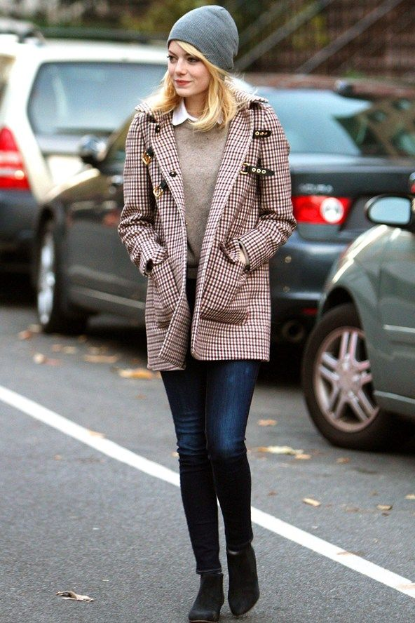 Image result for emma stone style