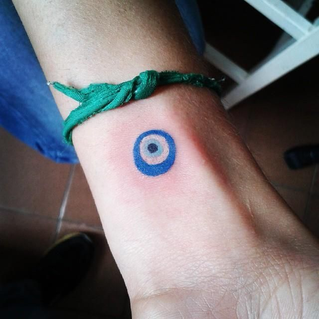 55 Tatuagens De Olho Grego Impressionantes Evil Eye Tattoo Eye Tattoo Greek Evil Eye Tattoo