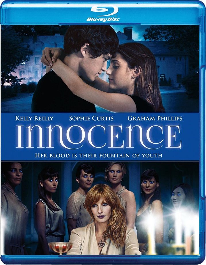Win a copy of Innocence, based on Jane Mendelsohn's best-selling young adult  novel of the same name, on Blu-ray!