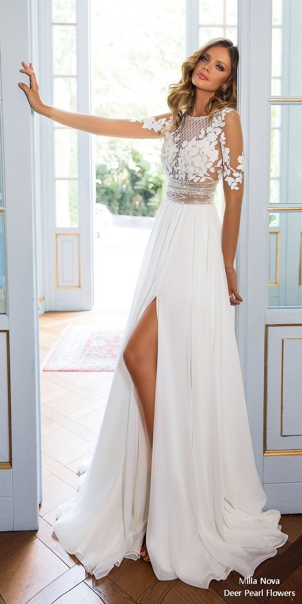 76b396308 Milla Nova Wedding Dresses 2018 – Once in The Palace