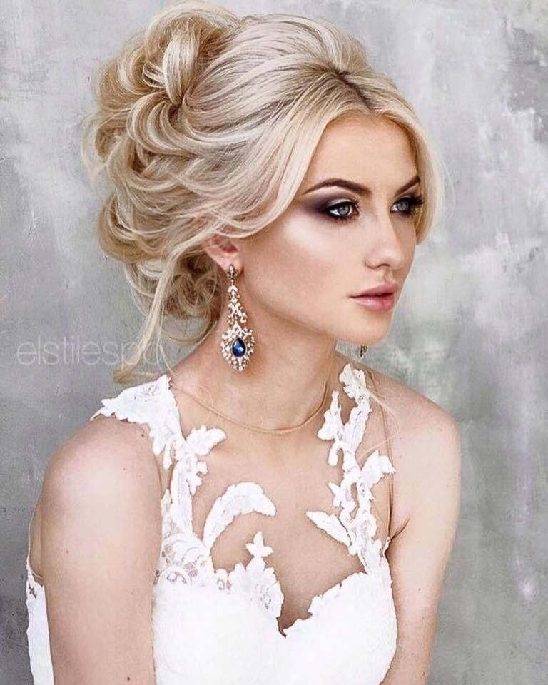 Awesome Middle Parting Front Hair With Bun Longhairstylesupdo Wedding Hair Inspiration Wedding Hairstyles Bride Bridal Hair Buns