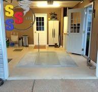 Below Ground In Slab In Garage Underground Tornado Shelter. | Steel Storm  Shelters LLC