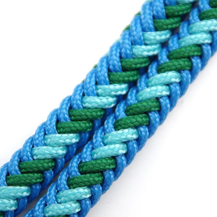 Camera strap / 8 strand square braid,Type 1 Accessory cord