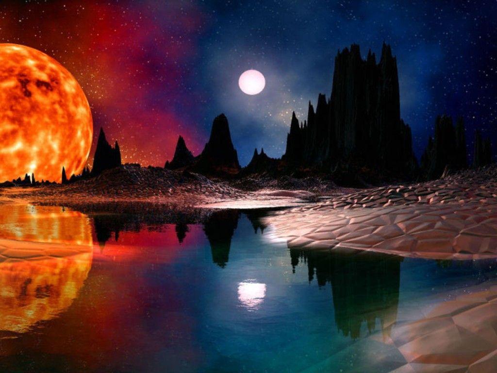 el rincon de mis imagenes paisajes de fantasa