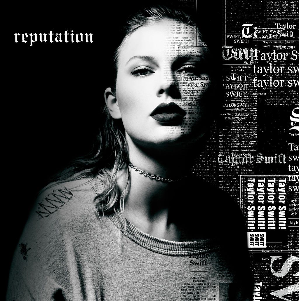Album Cover Taylor Swift Reputation Edit By Smilerizm On