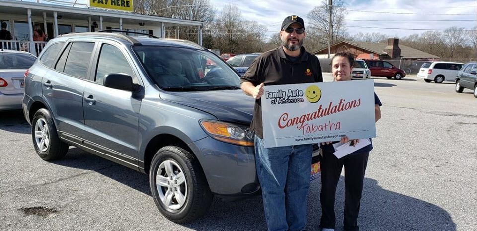 Thank you Tabatha, to the Family! Used trucks