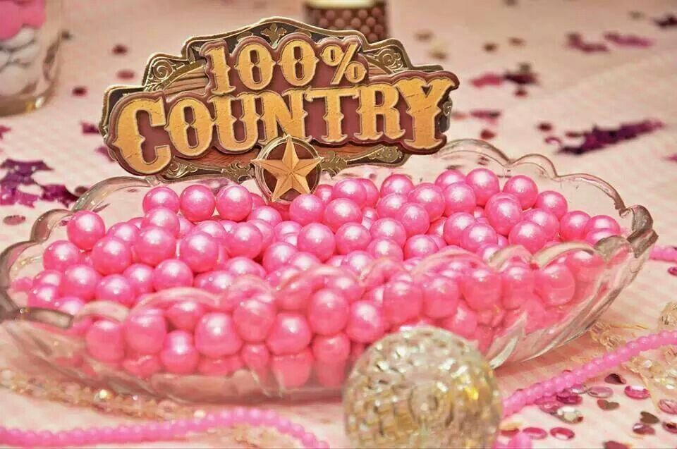 Pink Country!